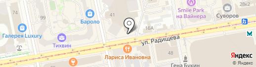 Garage_room_ на карте Екатеринбурга