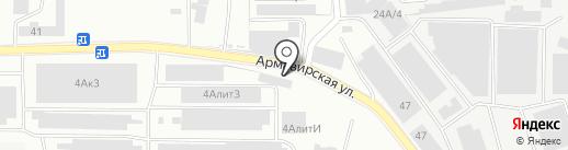 AUTOTOOT на карте Екатеринбурга