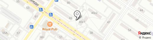 ДекорСтен на карте Екатеринбурга