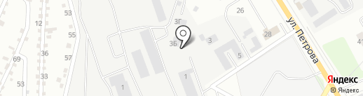 SanCar на карте Верхней Пышмы