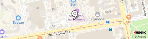 Платежный терминал, Сбербанк, ПАО на карте Екатеринбурга