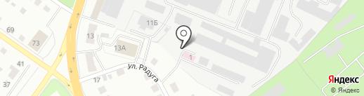 Областная ветеринарная лаборатория на карте Верхней Пышмы