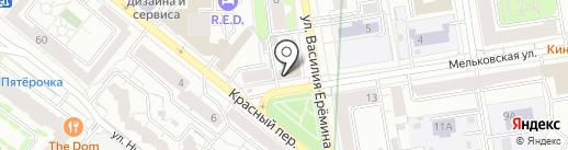 Свой Мастер на карте Екатеринбурга