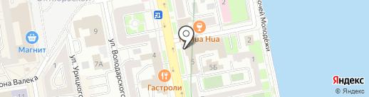 Профессиональная Психотерапевтическая Лига России на карте Екатеринбурга