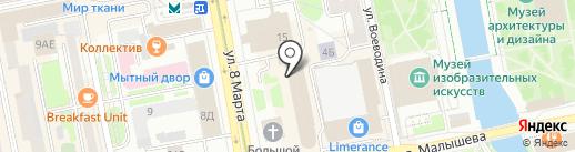Старопышминский спортивно-технический центр на карте Екатеринбурга