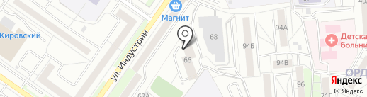 Для всей семьи на карте Екатеринбурга