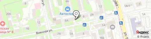 Пивной Карась на карте Екатеринбурга