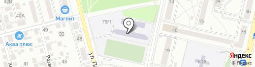 Грация на карте Екатеринбурга
