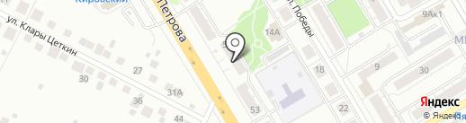 ВиТраж-СеРвис на карте Верхней Пышмы