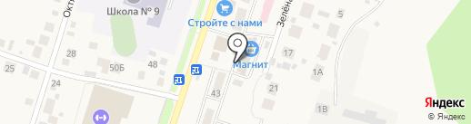 Продуктовый магазин на карте Балтыма