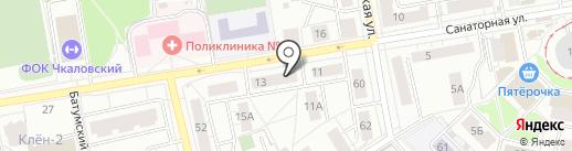 Авангард-Строй на карте Екатеринбурга