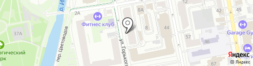 Coffee Roast на карте Екатеринбурга