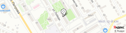 РСУ-Инвест на карте Верхней Пышмы