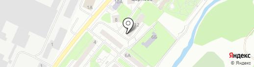 Семейная на карте Екатеринбурга