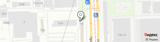 I AM на карте Екатеринбурга
