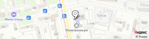 ТрансАвтоЦистерна на карте Екатеринбурга