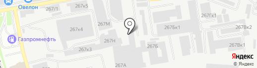 ТехЭнКом на карте Екатеринбурга