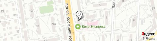 FastMoney на карте Екатеринбурга