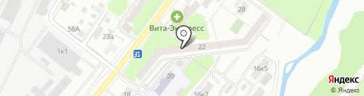 Студия реставрации на карте Екатеринбурга