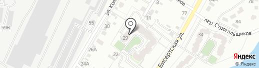 MasterPC96 на карте Екатеринбурга