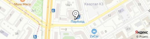 Greide Toys на карте Екатеринбурга