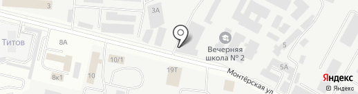 ПрофПринт на карте Екатеринбурга