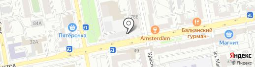 HUPPA & KUOMA на карте Екатеринбурга