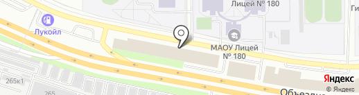 Mobil1 Центр на карте Екатеринбурга