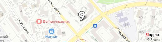 Закон и порядок на карте Екатеринбурга