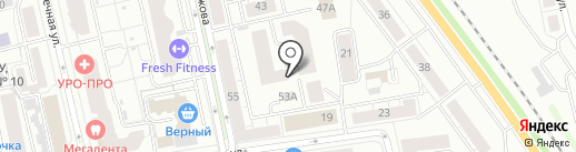 RGZN tattoo на карте Екатеринбурга
