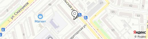 DIVAN TODAY на карте Екатеринбурга
