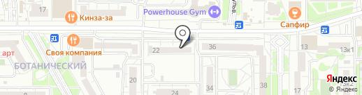 НПО БИОМИКРОГЕЛИ на карте Екатеринбурга