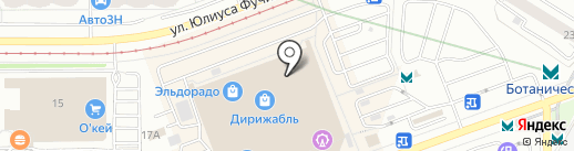 NPS на карте Екатеринбурга