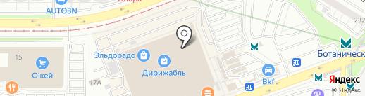 CyberPlat на карте Екатеринбурга