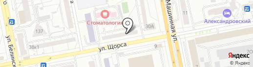 ТВОЙ СЕРВИС на карте Екатеринбурга
