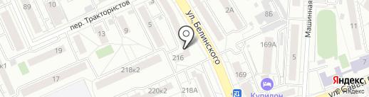 Аква-Системы на карте Екатеринбурга