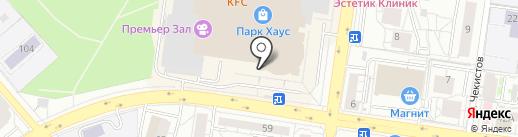 Гунченко и Ко на карте Екатеринбурга