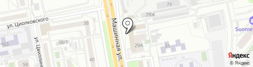 СанТехТрио на карте Екатеринбурга
