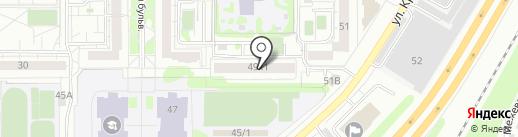 MON PARFUMEUR на карте Екатеринбурга