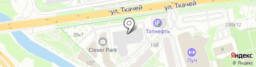 ЕВРОПЕЙСКИЙ СТИЛЬ на карте Екатеринбурга