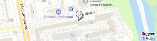 VoIP-systems на карте Екатеринбурга