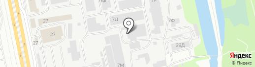 ТОРГ-ПЛЮС на карте Екатеринбурга