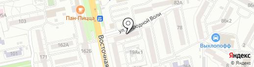 LSK dental clinic на карте Екатеринбурга