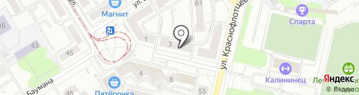 1000 товаров для вашего дома на карте Екатеринбурга