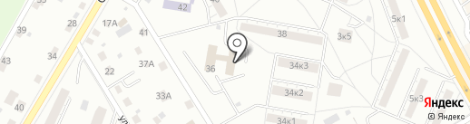 Koonka на карте Екатеринбурга