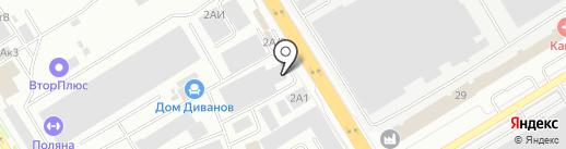 POSTAVKAEKB.RU на карте Екатеринбурга
