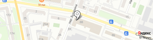 Лайф Технолоджи Системс на карте Екатеринбурга