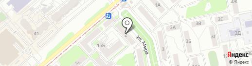 Уральский Союз Каратэ Кёкусин Кайкан на карте Екатеринбурга