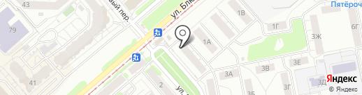 ПрофМастер на карте Екатеринбурга