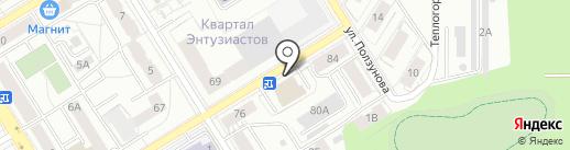 УралМеталлолом на карте Екатеринбурга